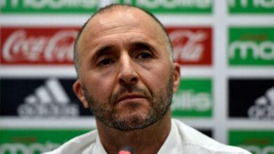 Photo de Algérie : le sélectionneur national, Djamel Belmadi crie au scandale