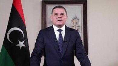 Photo de Libye : le chef du gouvernement Abdelhamid Dbeibah achève sa tournée à Paris