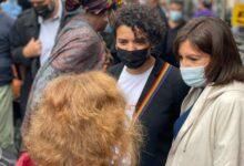 Photo de Lamia El Aaraje remporte la législative partielle à Paris