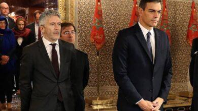 Photo de El Othmani aux Espagnols : « les intérêts suprêmes du Maroc sont une ligne rouge »