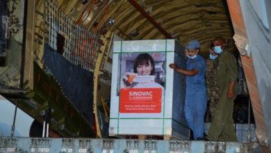 Photo de Algérie -Covid-19: acquisition de 1.600.000 doses de vaccin de la Chine