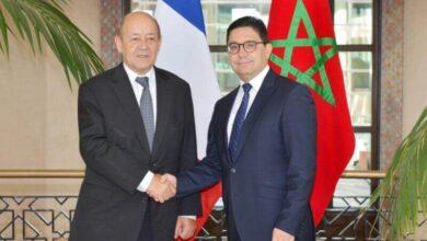 Photo de À Paris, bientôt une rencontre entre Nasser Bourita et Jean-Yves Le Drian
