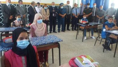 Photo de Algérie -Krikou donne depuis Jijel le coup d'envoi de la rentrée scolaire pour les scolarisés aux besoins spécifiques
