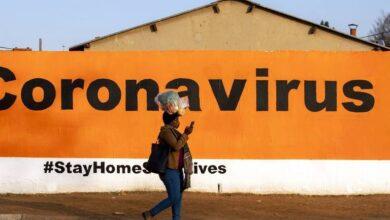 Photo de COVID-19: le total des cas confirmés atteint plus de 8,26 millions en Afrique