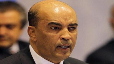 Photo de Arrivée à Alger du vice-président du Conseil présidentiel libyen