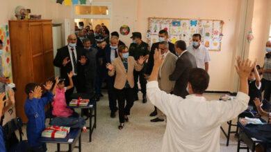 Photo de Algérie -Handicapés: vers une insertion en milieux éducatifs