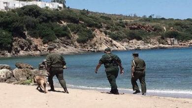 """Photo de Algérie -Une tentative d'émigration clandestine mise en échec et 2 membres du """"MAK"""" arrêtés"""