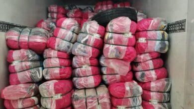 Photo de Tunisie -La douane saisit des marchandises vendues en contrebande de 250 md