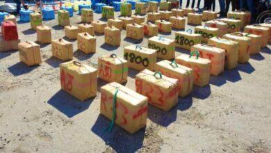 Photo de Près de 10 tonnes de cannabis saisies à Agadir et Taghazout