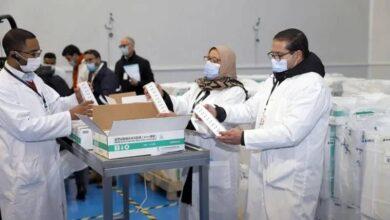 Photo de Un important lot de vaccin Sinopharm livré au Maroc