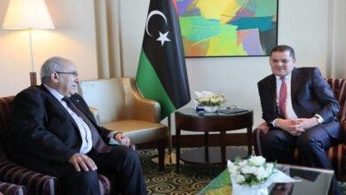 Photo de Conférence de soutien à la stabilité de la Libye: Lamamra s'entretient avec de hauts responsables libyens à Tripoli