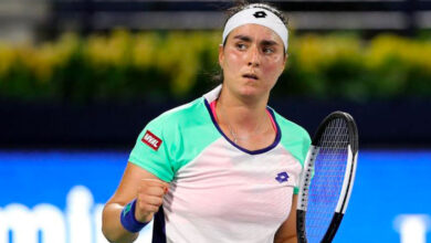 Photo de Tennis: WTA/Indian Wells: Ons Jabeur bat la Russe Kalinskaya et va en quarts de finale