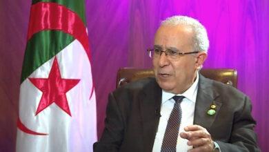 """Photo de Lamamra: """"L'Algérie ne tolère aucune ingérence dans ses Affaires internes"""""""