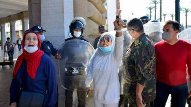 Photo de Maroc : manifestations contre l'imposition du pass vaccinal