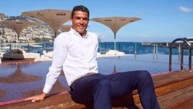 Photo de Cristiano Ronaldo attendu à Marrakech
