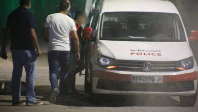 Photo de Fin de cavale pour l'un des plus célèbres trafiquants de drogue de Beni Mellal